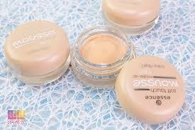 phấn tươi essence soft touch mousse make up