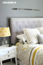 Diy Headboard Ideas For King Size Beds Easy Build Bench. Diy Headboard With  Shelf ...