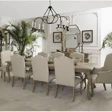 bernhardt furniture. Campania 9 Piece Drop Leaf Dining Set. By Bernhardt Furniture M