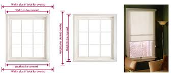 Blindscom Measuring Guide For Quick And Easy MeasurementsHanging Blinds Above Window