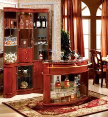 Liquor Cabinet Furniture | Wine Rack Console Table | Wine Glass Shelf