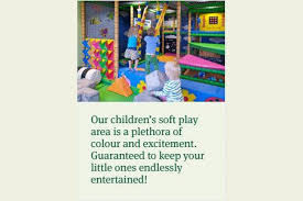 rugby garden centre soft play area