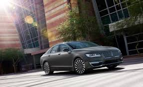 Lincoln Gives 2017 MKZ 400 Horsepower, All-Wheel Drive