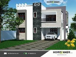 modern home designs plans india modern 4 bhk contemporary north