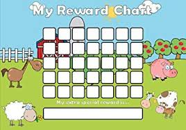 Farm Animal Reward Chart Amazon Co Uk Office Products