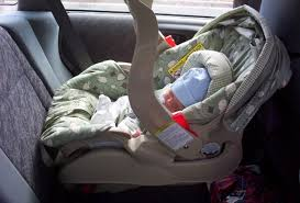 putting your newborn in a car seat 95 of people do it wrong rh forbes com graco snugride car seat base baby trend car seat