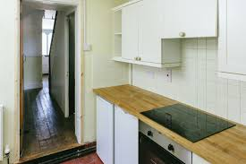 victorian terrace galley kitchen renovation