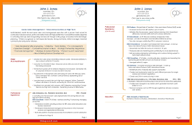 Two Page Resume Examples 100 example of two page resume sales resumed 12