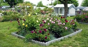 Small Picture Best Of Rose Garden Design Ideas Amazing