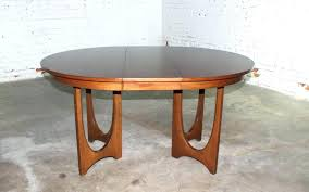 mid century modern furniture dining tables round dining table mid century modern round pedestal base dining