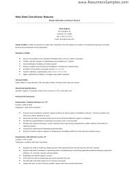 Desktop Support Resume Sample Classy Resume Desktop Support Engineer Simple Template Pdf Help Desk