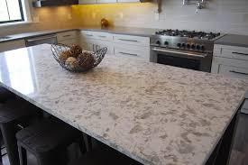 a quartz countertop installation in every location
