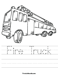 Free Colouring Pages Fire Engine Free Printable Fire Truck Coloring