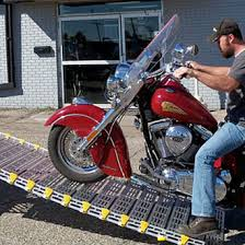 ATV/Motorcycle Ramps | Roll-A-Ramp®