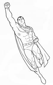 superman coloring pages superhero coloring coloring pages for boys coloring pages to print