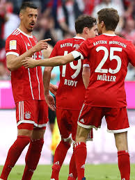 Bayern munich and borussia m'gladbach will lock horns this saturday (8 may) in the bundesliga. 101st Bayern Vs Gladbach Clash Fc Bayern Munich