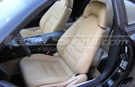 toyota supra leather interiors