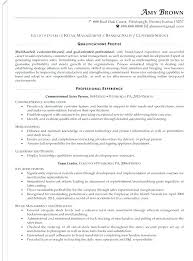 Store Manager Resume Template Sample Resume For A Retail Manager ...