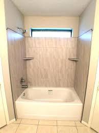 installing tub surround tub surround with window tiling a tub surround installing tub surround over window installing tub surround