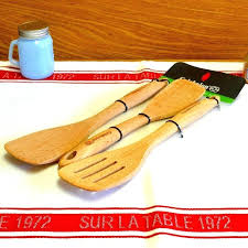 calphalon spatula spatula turner 3 piece sets wooden utensils 3 turner set