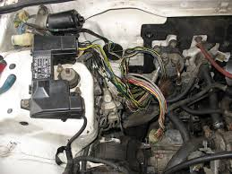 crx community forum bull view topic crxhx dy swap full obd i pulled the split loom off to separate out a couple wires that had to be snipped so that the harness could go through the firewall