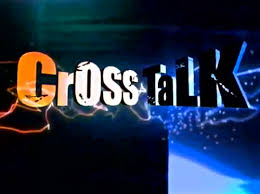 Image result for CrossTalk LOGO