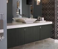 Kitchen Craftu0027s New Textured Thermofoil Colour U0027Oreu0027  Http://www.kitchencraftvancouver · Modern Kitchen CabinetsBathroom ...