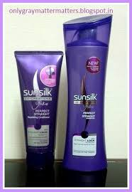 sunsilk straight lock shoo and conditioner review