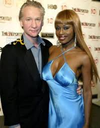 Image result for bill maher and super head