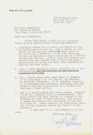 document the symbolism survey ralph ellison