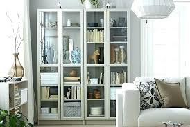 billy bookcase doors billy bookcases with glass