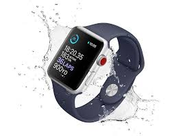 apple watch series 6 time to