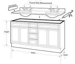 ing and installing a vanity top