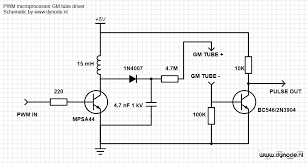 i o blog the 3 geiger muller tube to arduino interface