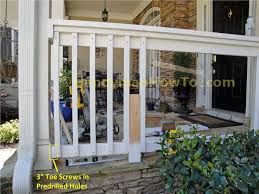 best 25 porch railings ideas