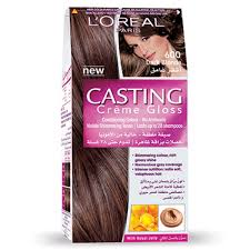 Casting Creme Gloss 600 Light Brown Reviews Buy Loreal Casting Creme Gloss Dark Blonde 600 1 Kit Online