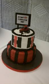Birthday Tractor Cakes Toppers Ideas Cake Groovy Cake Wedding Groom International Harvester On