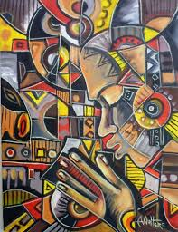 african abstract art paintings abstract art cameroon paintings