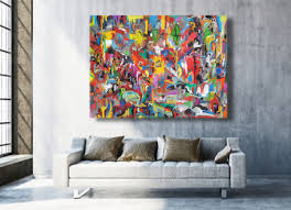 digital painting modern digital painting abstract painting canvas wall art contemporary art on colorful abstract canvas wall art with modern digitally painted multi coloured abstract canvas wall art