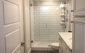 bathroom remodeling utah. Bathroom Remodel Modern White Subway Tile Remodeling Utah .