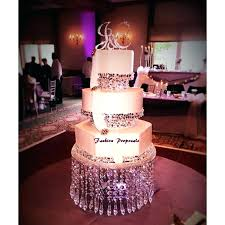 chandelier vase chandelier vase wedding crystal cake stand 3 tier crystal cake the vase cake stand