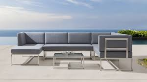 Outdoor Lounge Element Seven Ways Outdoor Lounge System Lavita Furniture
