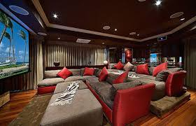 t25 A Showcase Of Really Cool Theater Room Designs