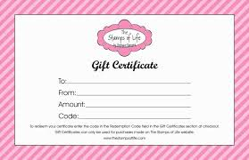 Gift Voucher Format Sample Samples Of Voucher And Perfect Pedicure Gift Certificate Template 7