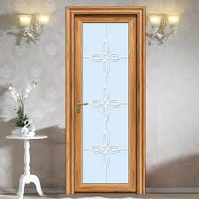 grand french door frosted glass interior frosted glass aluminium interior french bathroom door design