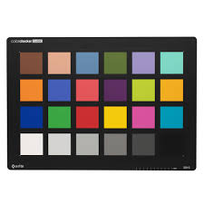 Bh Paint Color Chart X Rite Colorchecker Classic Card