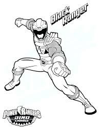 Power Rangers Dino Charge Coloring Pages Rangers Coloring Page Power