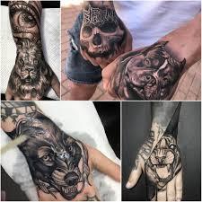 тату на кисти для мужчин мужские тату на кисти Tattoo Ideasru