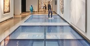 glass floor tiles. Fire Resistive Glass Floors Make A Dramatic Statement In Nashville\u0027s Historic Neighborhood Floor Tiles S