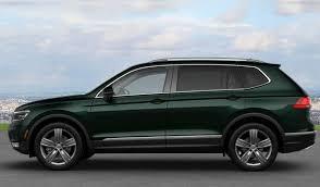 2018 volkswagen tiguan. simple volkswagen 2018 vw tiguan dark moss green metallic to volkswagen